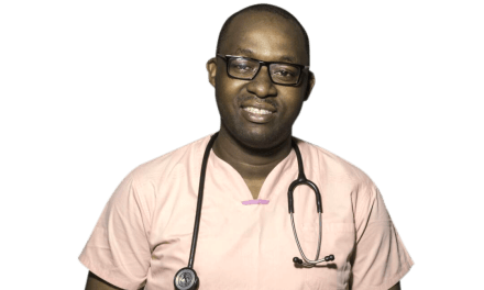 Benjamin Olowojebutu: How I turned my pain to passion
