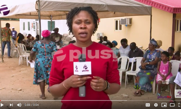 Free Medical Service in Ijede (Video)