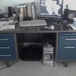 Nice Office Chair Reddit Paidar Barber Parts Vintage Executive Tanker Desk Refurbishing Hobby