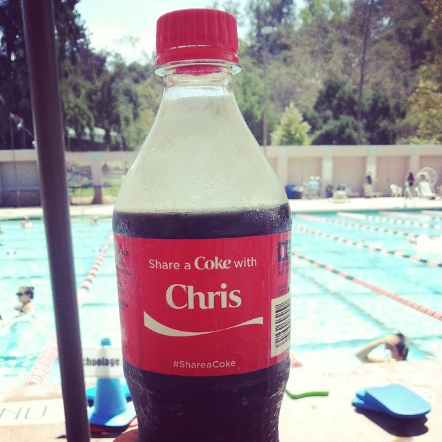 #ShareaCoke with me?