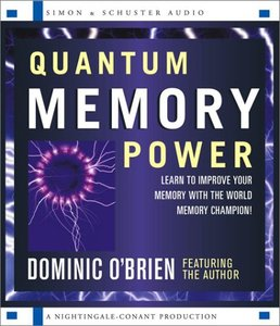 "Book Review of Dominic O'Brien's ""Quantum Memory Power"""