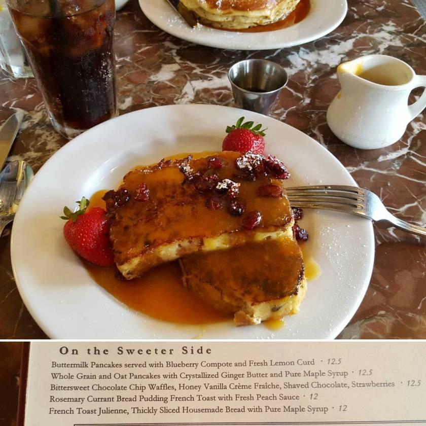 Breakfast at Julienne
