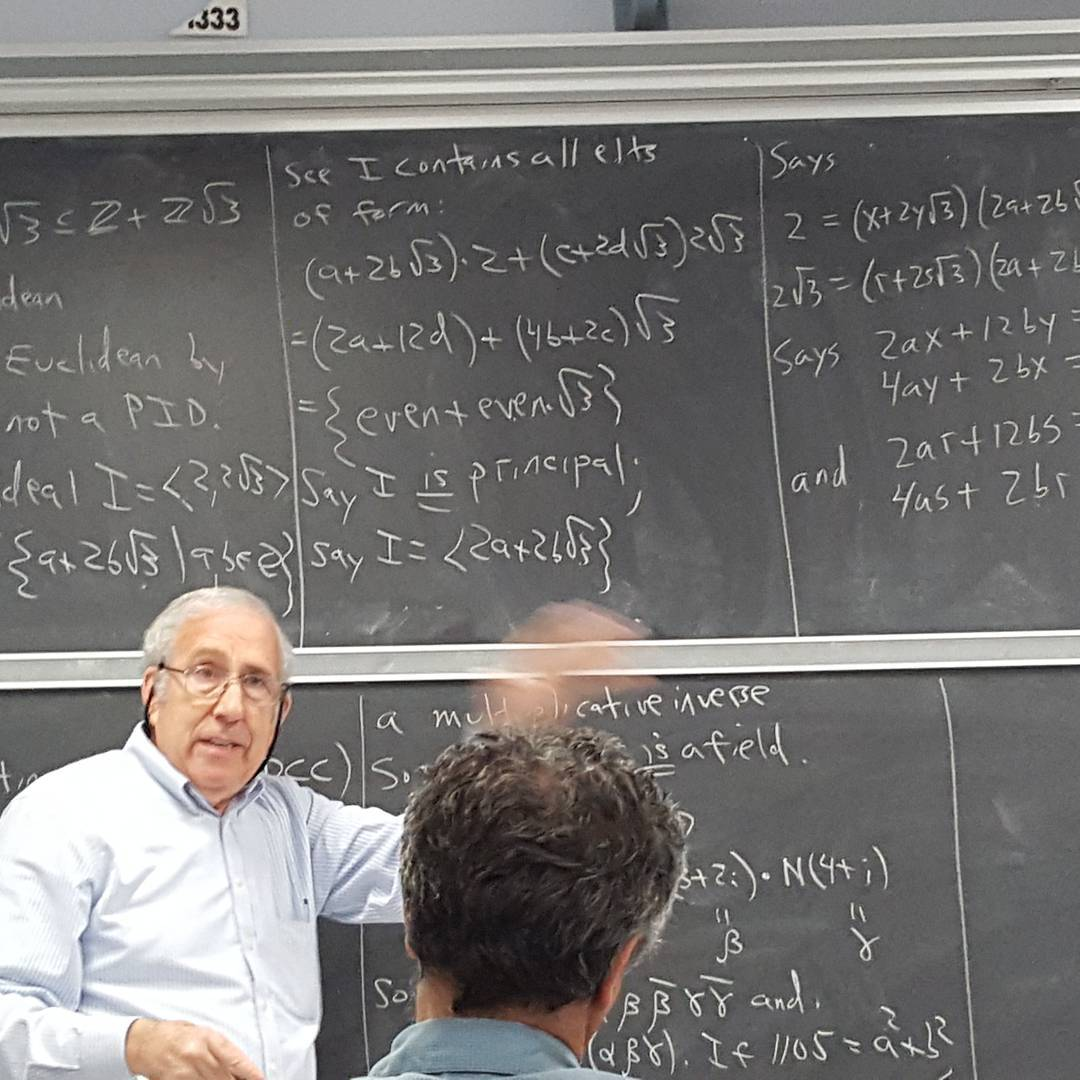  Gems And Astonishments of Mathematics: Past and Present | Dr. Mike Miller at UCLA Extension