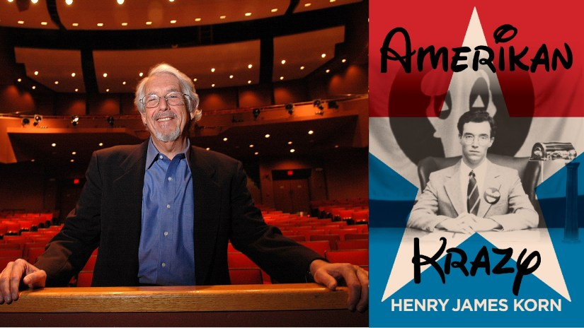 Book Launch for Amerikan Krazy at Chevalier's on March 2, 2016
