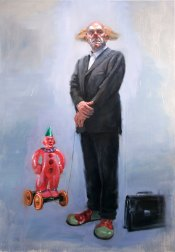 Jorg Dubin, Corporate Clown