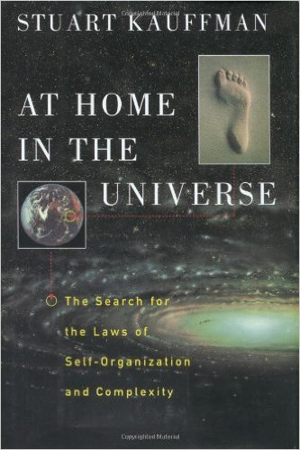 📖 Read pages 215-224 of At Home in the Universe by Stuart Kauffman