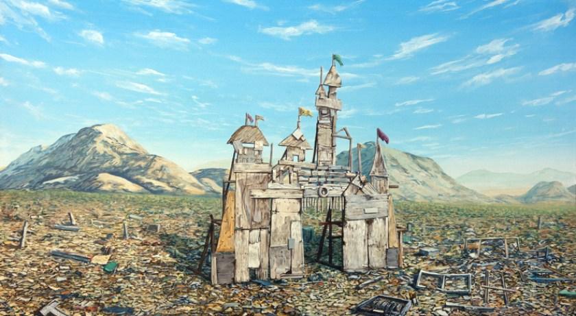 Jeff Gillete, Desert Debris Dismayland Castle