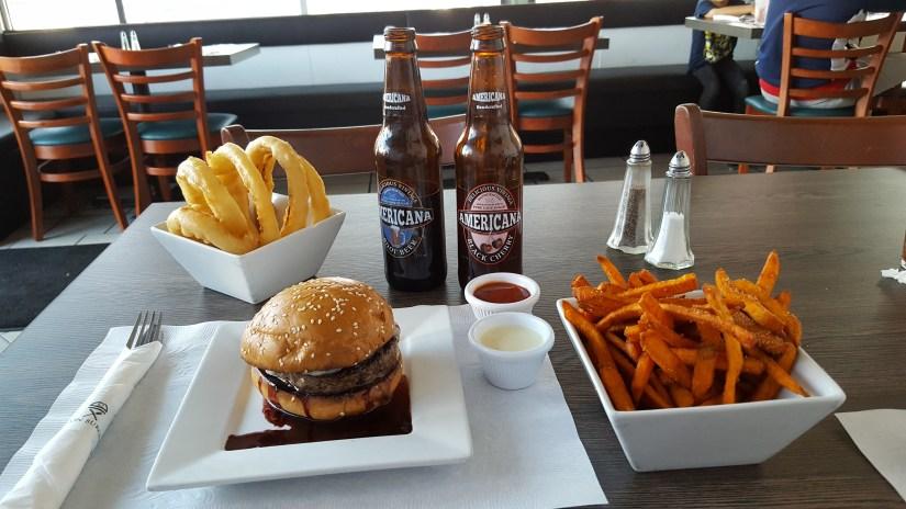 Checkin Fusion Burgers