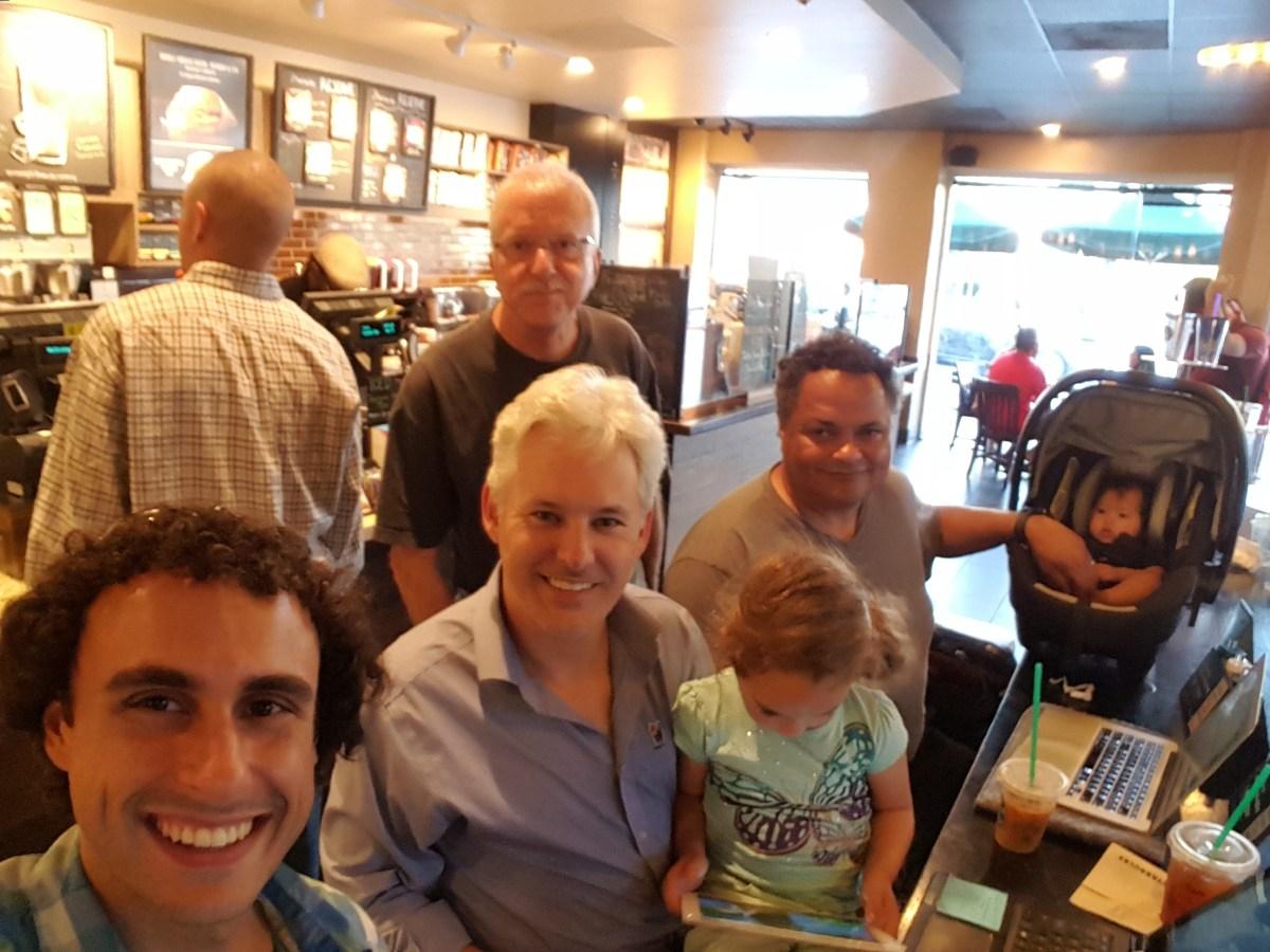 Homebrew Website Club Meetup Pasadena/Los Angeles 7/27/16