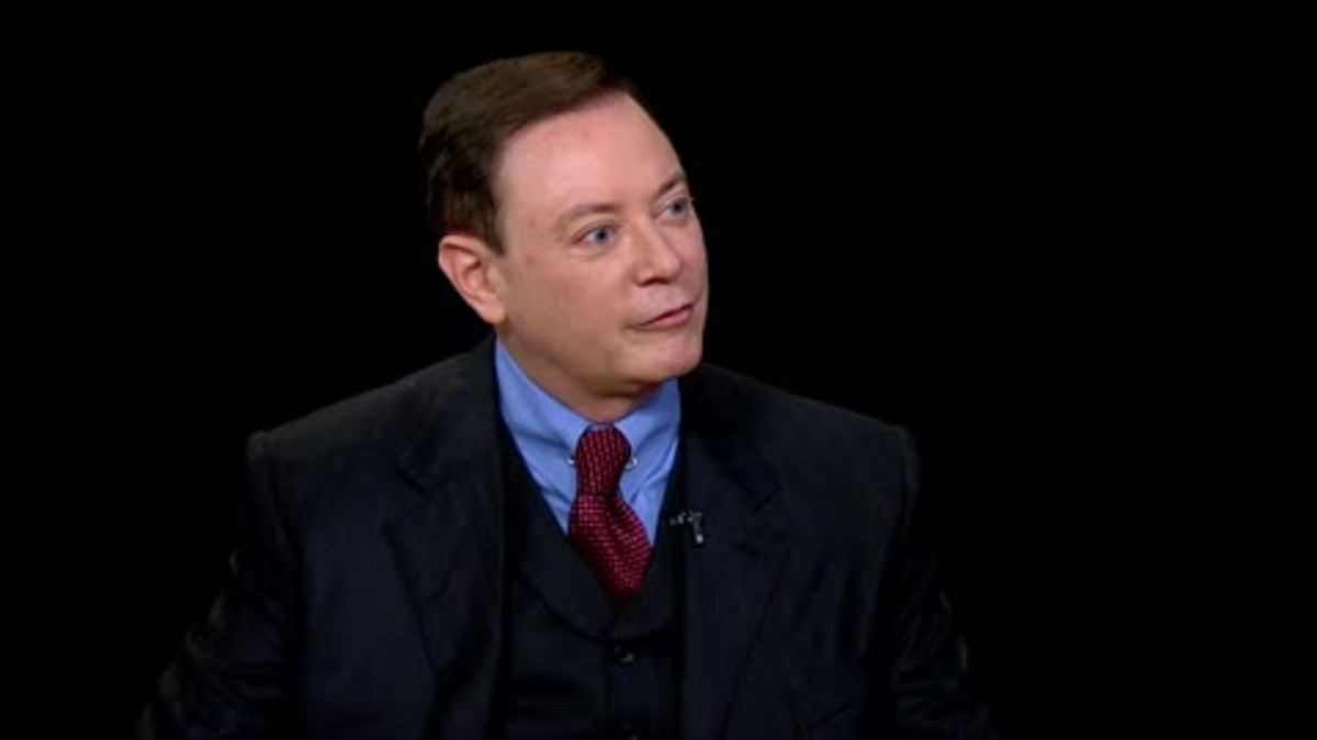 Andrew Solomon Interview on Charlie Rose