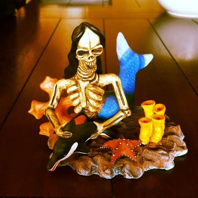 I'm already dreaming of Dia de Los Muertos 💀🕸️🎃🐱