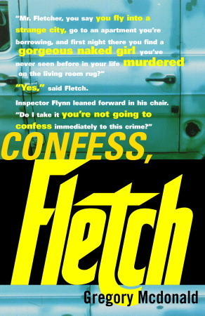 Confess, Fletch Book Cover