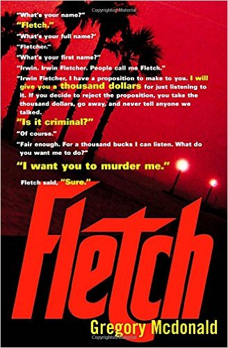 Fletch Book Cover