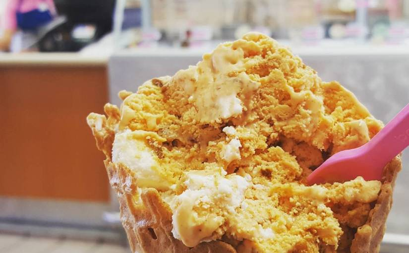 Pumpkin Cheesecake 🎃🍰🍦