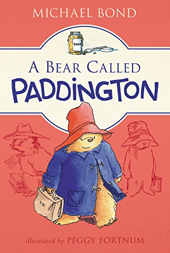 A Bear Called Paddington Book Cover