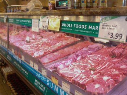 07/19/2008 Meat! (at Whole Foods Market Pasadena)