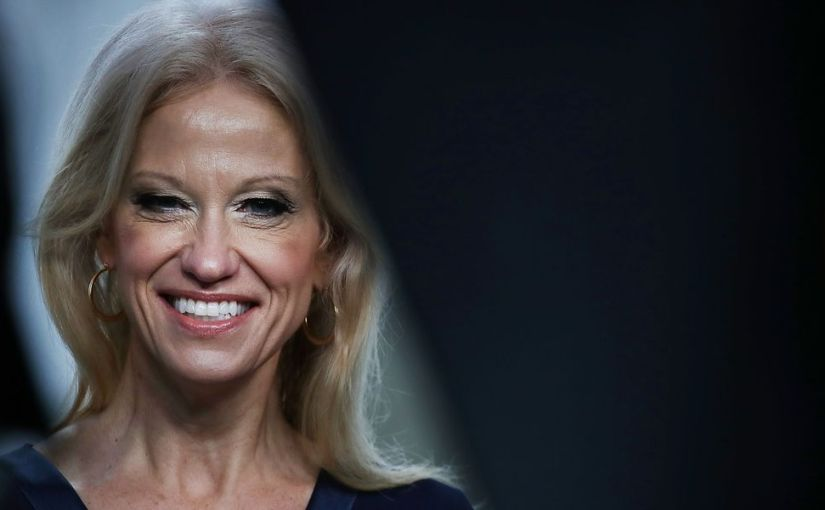 Kellyanne Conway finally admits the audit was just an excuse   Vox