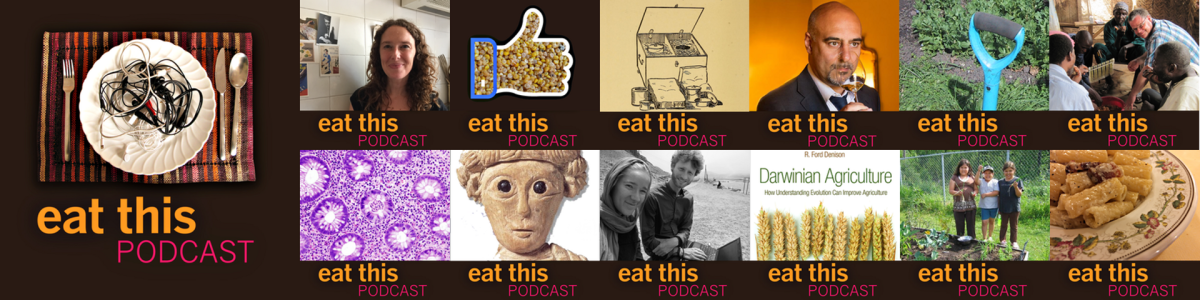 I love Eat This Podcast