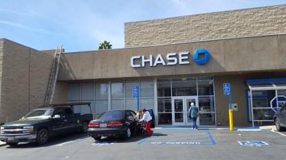 Chase Bank Eagle Rock