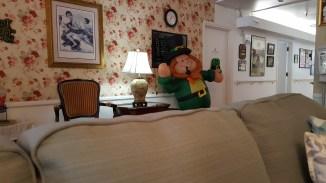 I know who's big into celebrating St. Patrick's Day!