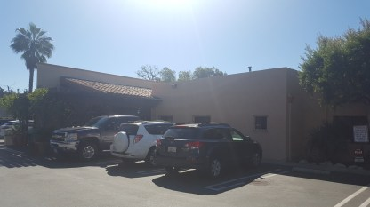 Exterior of Mijares Mexican Restaurant