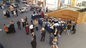 The best part of the $22M renovation: The Open Bar right in the heart of the Glendale Central Library