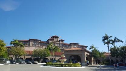 Langham Hotel exterior