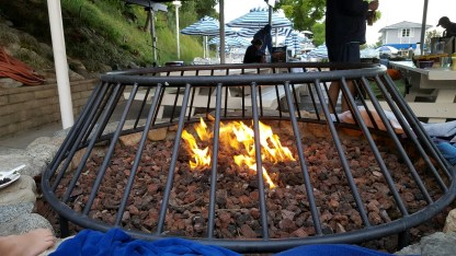 The Gerrish firepit
