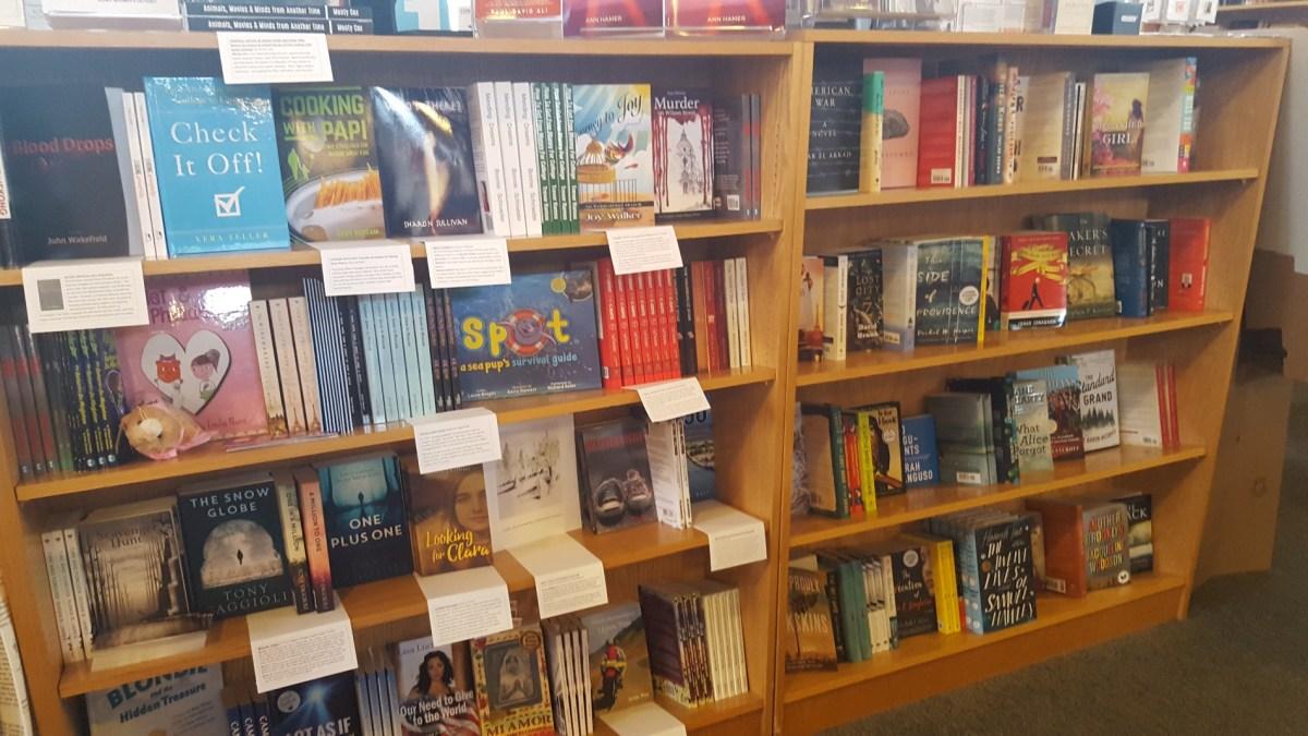 Checkin Flintridge Bookstore & Coffeehouse
