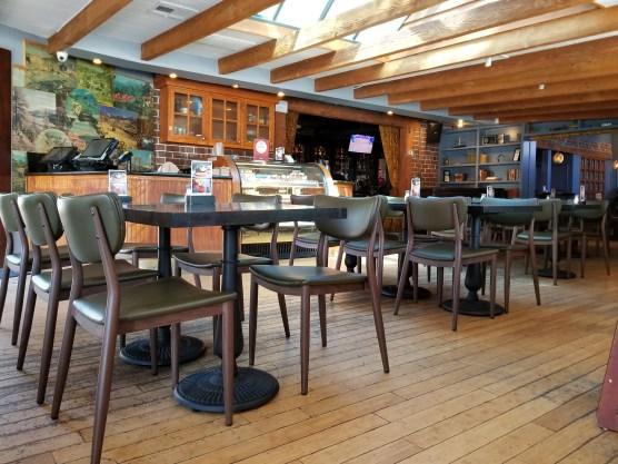 Home Restaurant interior