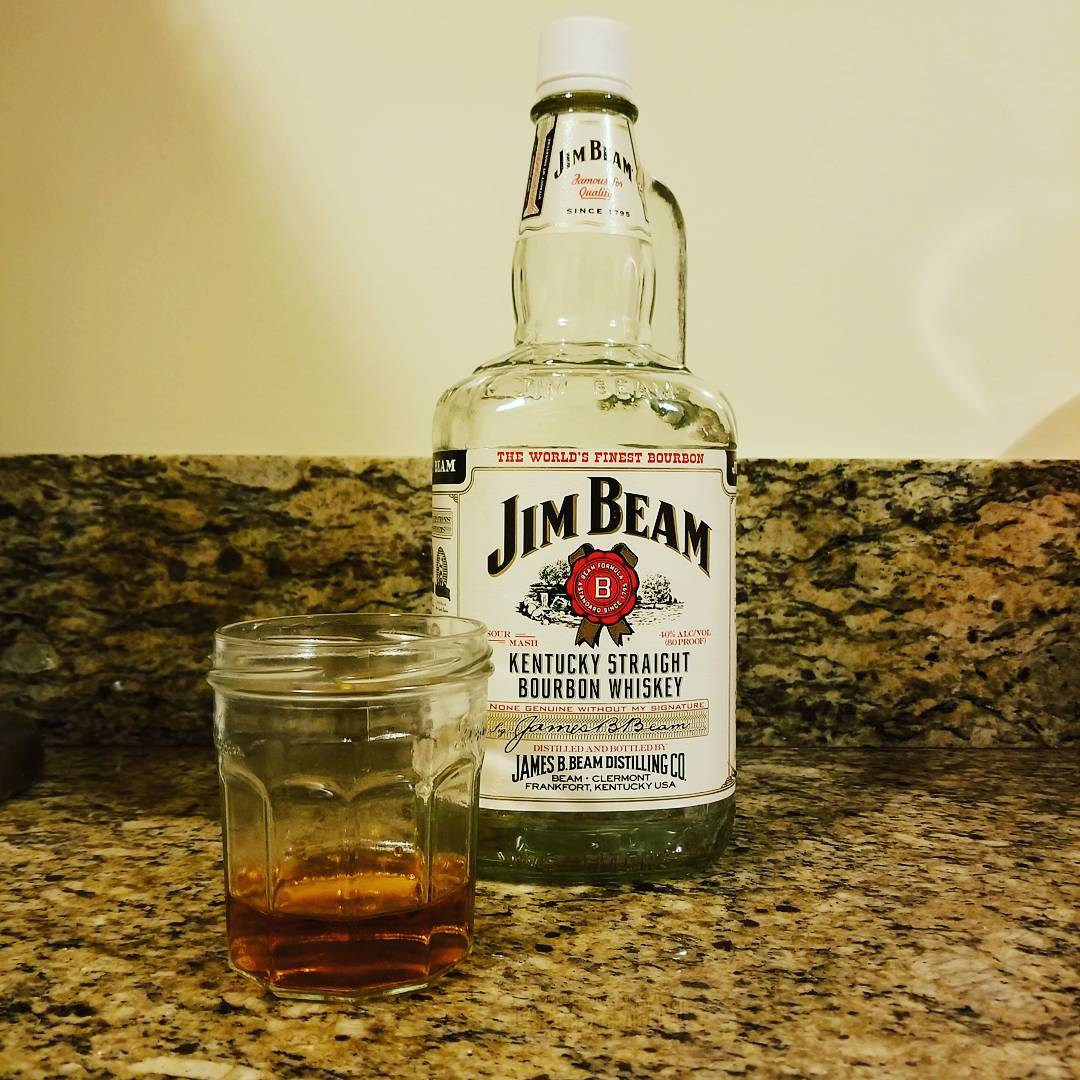Packing day 6: Jim Beam