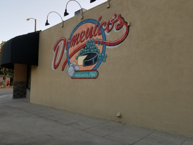 Checkin Domenico's