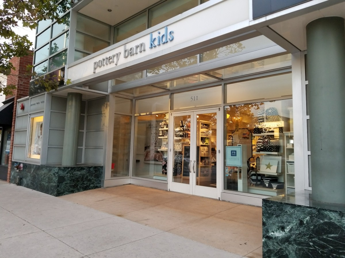 Checkin Pottery Barn Kids