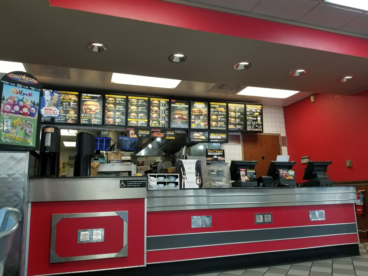 Checkin Carl's Jr.