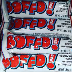 Boffo Bars at Trader Joes