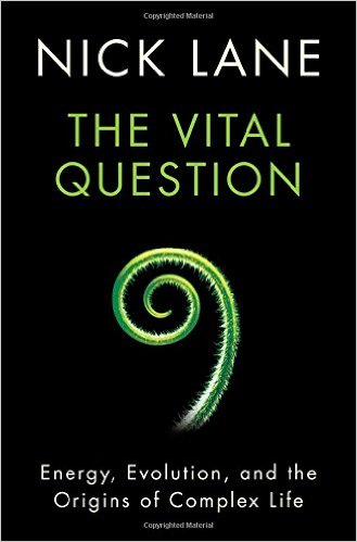 📖 Read pages 19-52 of The Vital Question: Energy, Evolution, and the Origins of Complex Life by Nick Lane