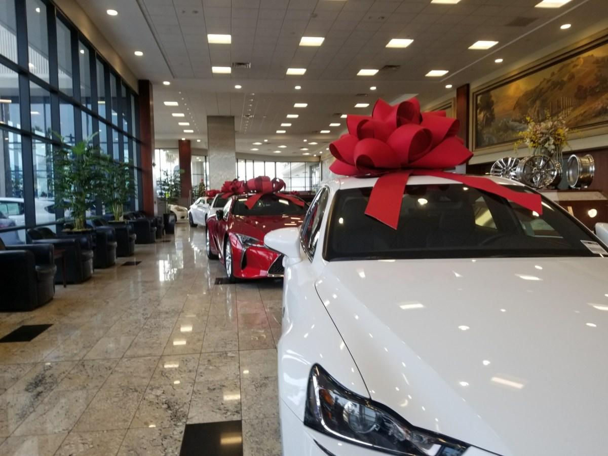 Checkin Lexus of Glendale
