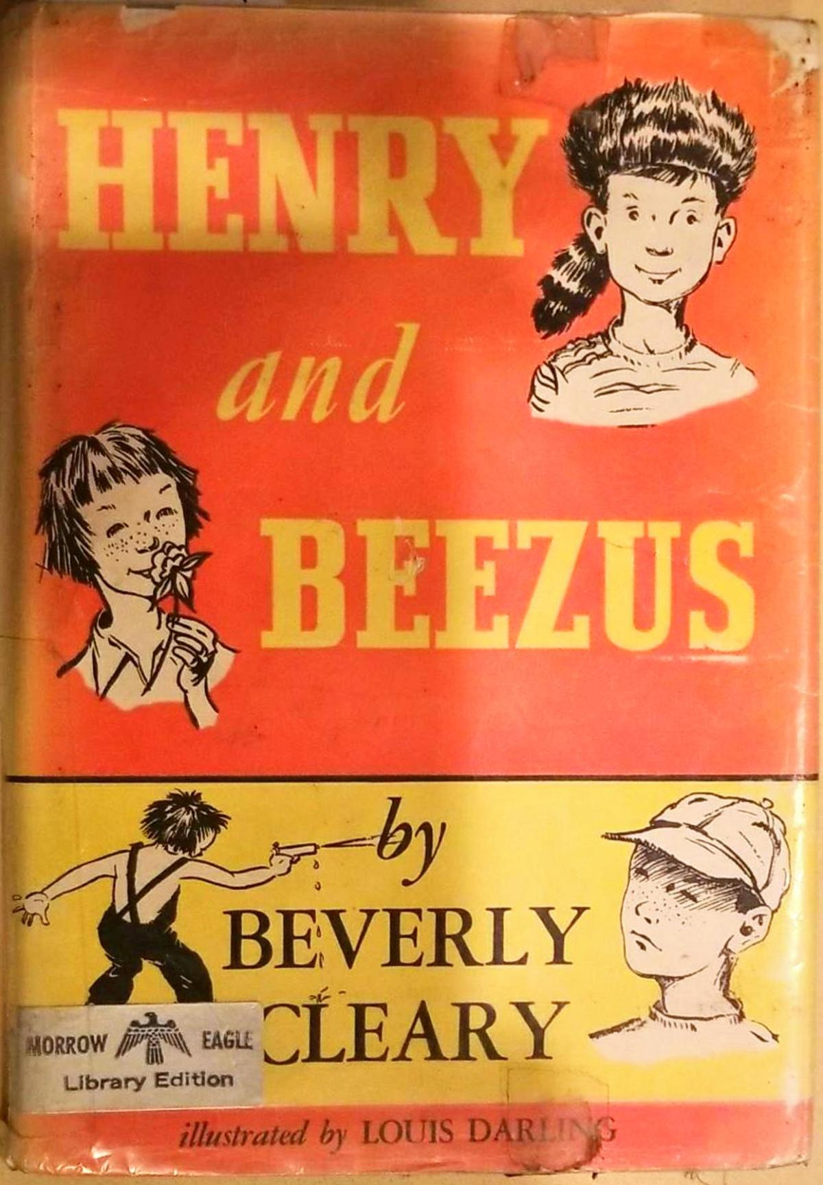 📖 Read pages 1-38 of Henry and Beezus by Beverly Cleary