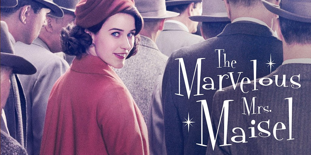 """📺 """"The Marvelous Mrs. Maisel"""" Thank You and Good Night 