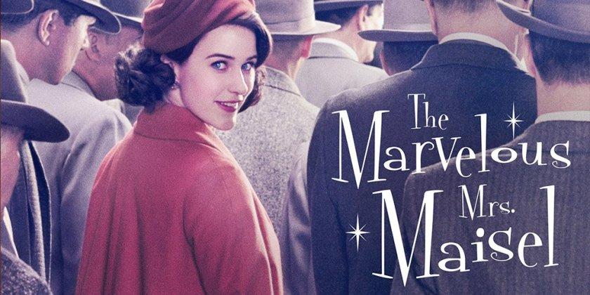 📺 The Marvelous Mrs. Maisel (Season 1 Episodes 1-4)