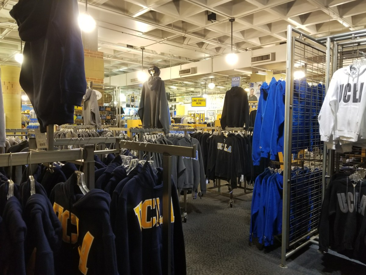 Checkin UCLA Store (Ackerman Union)