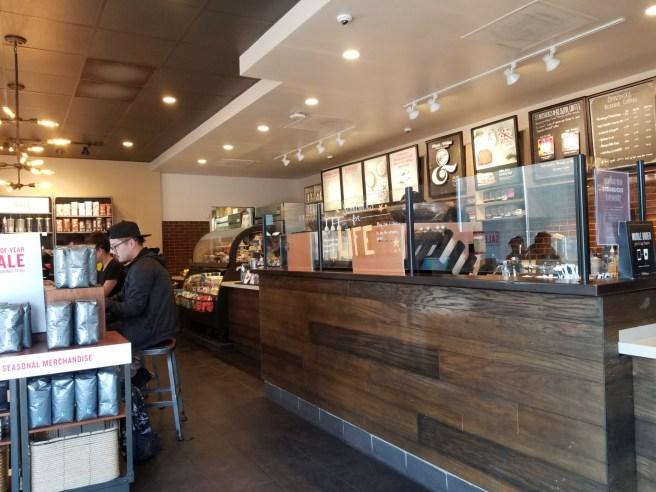 Starbucks in Pasadena