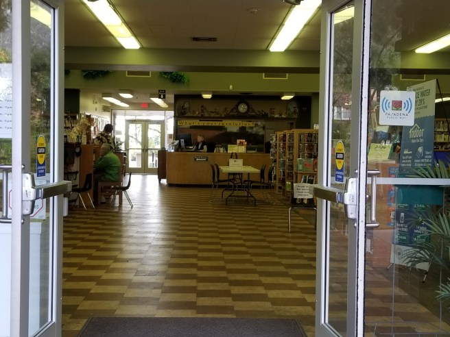 Pasadena Public Library - Hastings