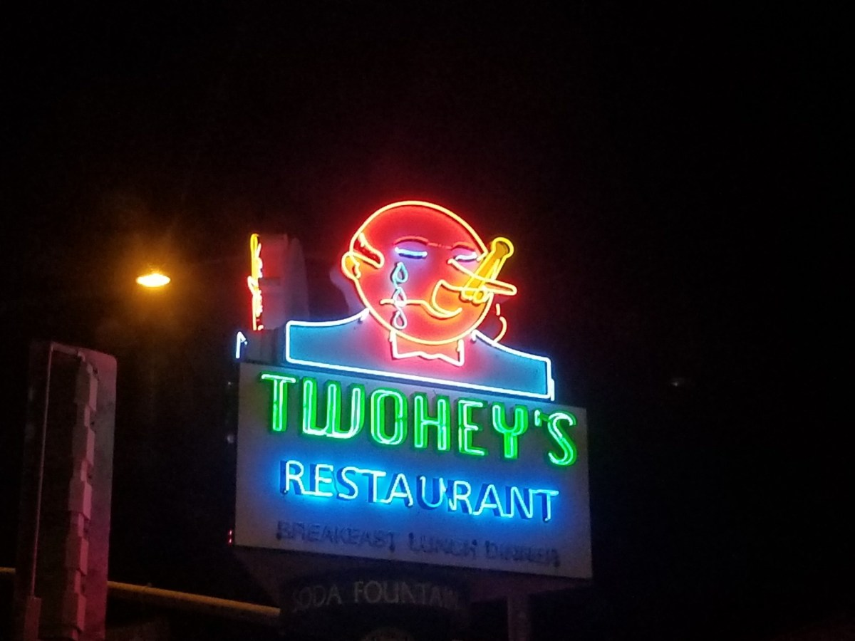 Checkin Twohey's Restaurant