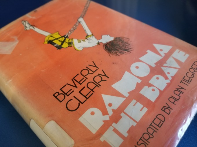 📖 Read pages 29-44 of Ramona the Brave by Beverly Cleary