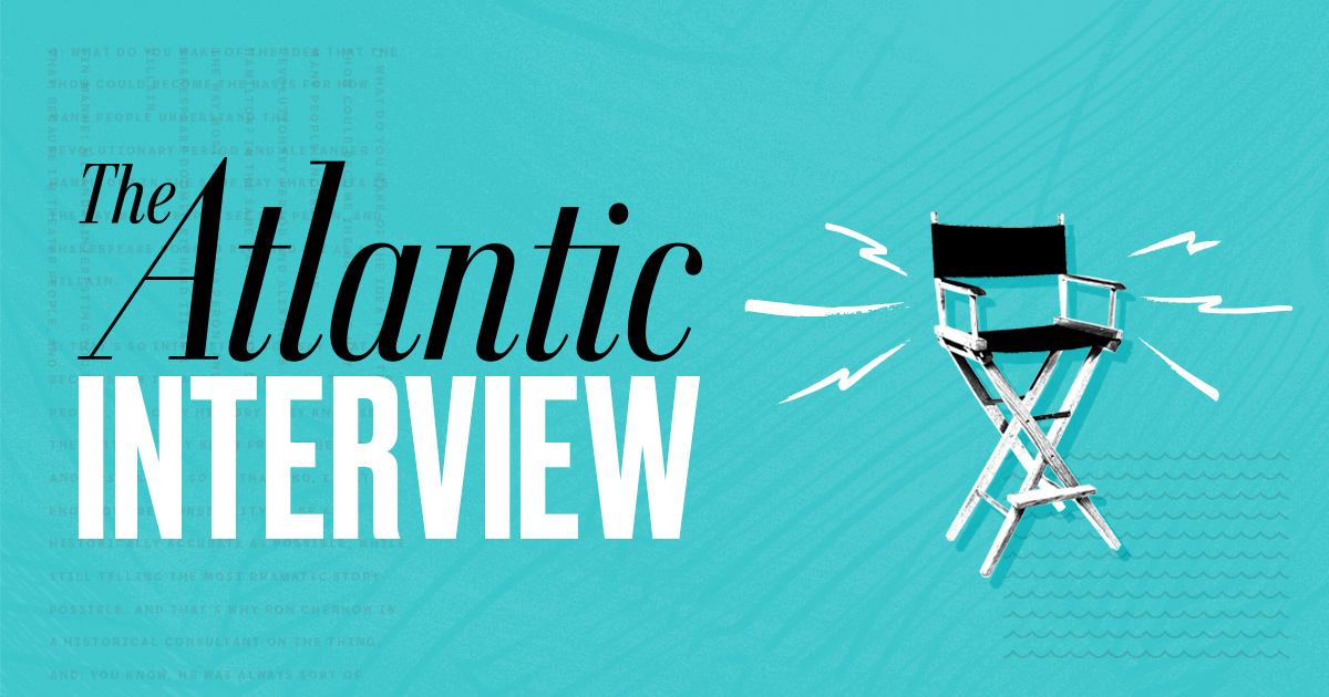 🎧 Maggie Haberman | The Atlantic Interview