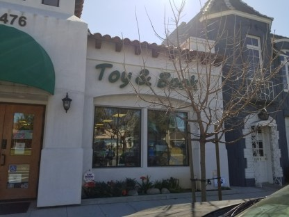 San Marino Toy And Book Shoppe