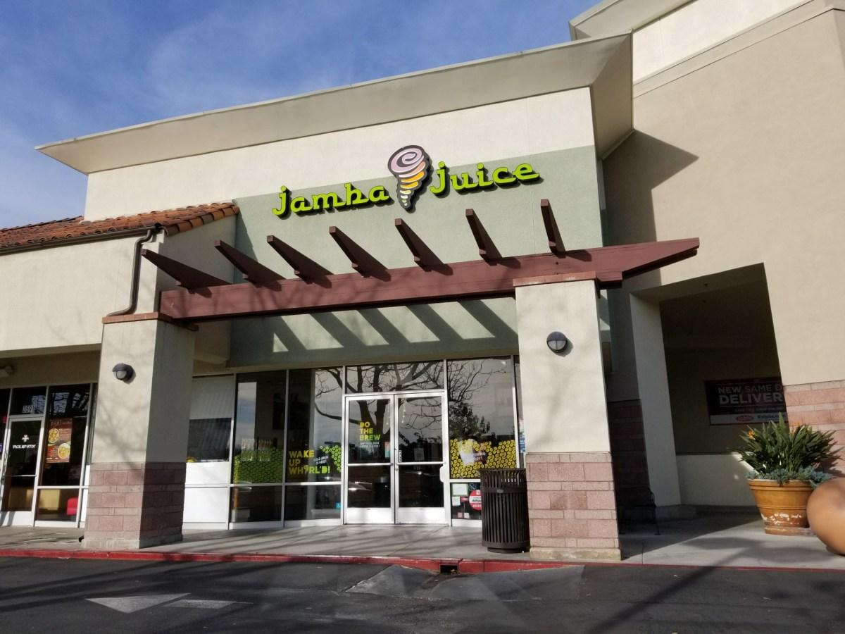 Checkin Jamba Juice East Pasadena