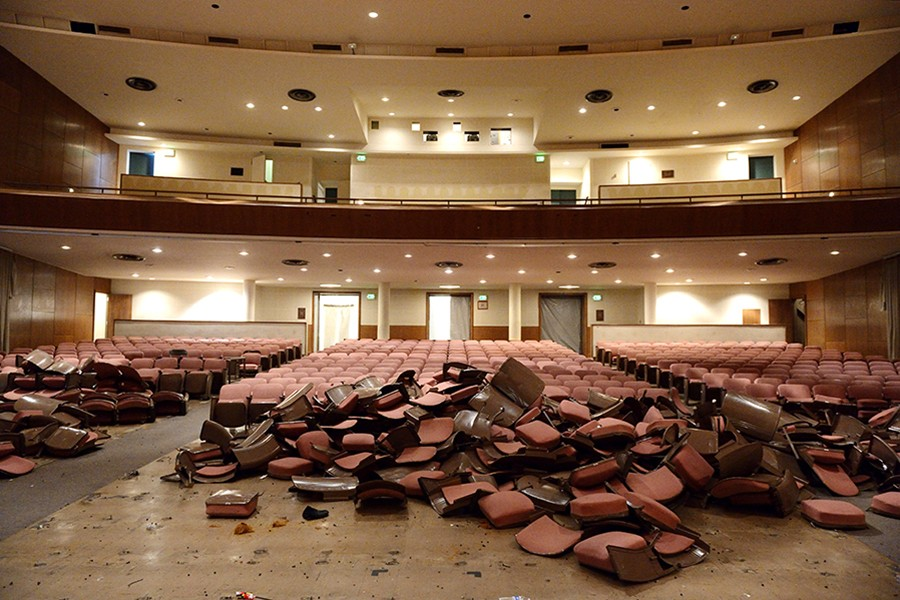  Shriver Hall renovation expands to include more enhancements—and a longer timeline | The Hub
