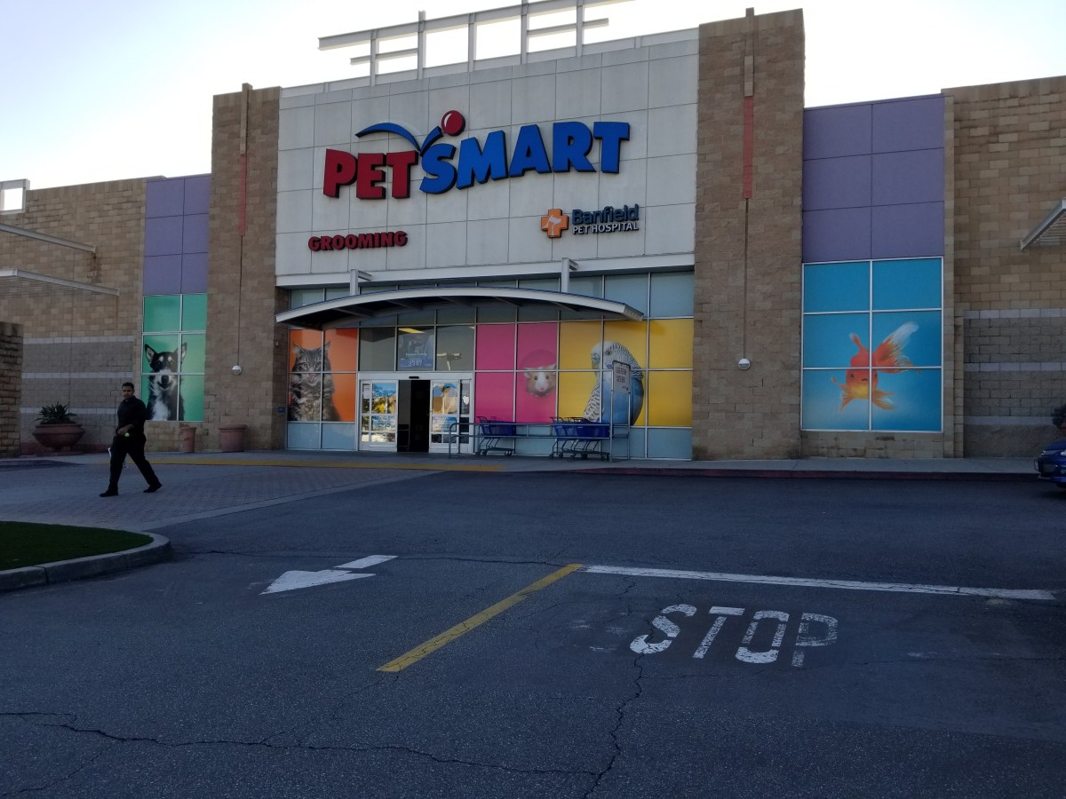 Checkin PetSmart